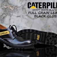 Sepatu Safety Termurah Caterpillar Argon Low Boot TD018