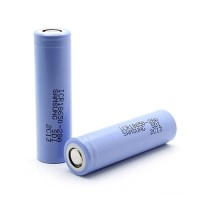 Samsung Original Lithium Ion ICR18650 Battery 4.3V 28A with Flat Top