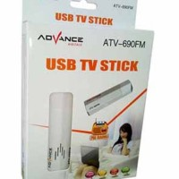 harga USB TV Stick Tuner Advance ATV-690 FM Tokopedia.com