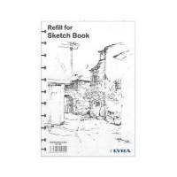 lyra refill sketchbook a4