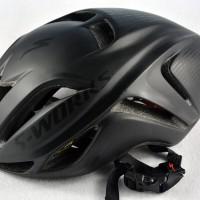 harga Helm Specialized Evade Black Matte full Tokopedia.com