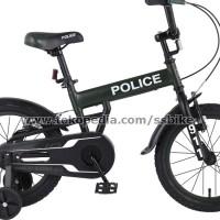harga Police 911 Sepeda Anak 16 Hummer Tokopedia.com