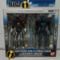 SIC Vol. 47 - Kamen Rider Den-O Climax Form & Urataros Imajin