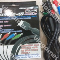 Component AV Cable for PS2/PS3