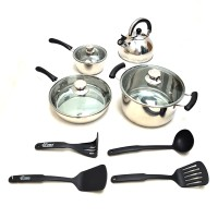 Sunday by Sophie Paris CookingWare / Perlengkapan Masak 10Pcs = Ket