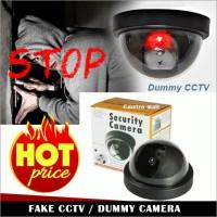CCTV Palsu / Dummy / Fake / Replika  - Kamera Security Simulasi INDOOR