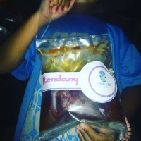 Jual BEST SELLER!! RENDANG JENGKOL MAK RINA 250 gram - 1/4 kilo (Vegetarian Murah