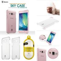 harga Baseus Sky Case Samsung Galaxy A3 (2016) Hardcase Clear Transparent Tokopedia.com