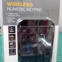 Numeric Keypad Targus Wireless