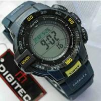 Jam Tangan Digitec Original DG 2070T Blue
