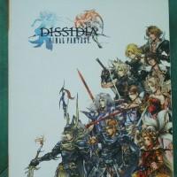 Game Guide Dissidia Final Fantasy