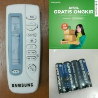 Remot / Remote AC Samsung