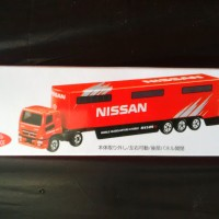 harga Takara Tomy Truck - Nissan Headquarter Mobile N-Force ORI MISB ToysRus Tokopedia.com