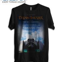 "Kaos DREAM THEATER ""The Astonishing Live"" GILDAN Tshirt"
