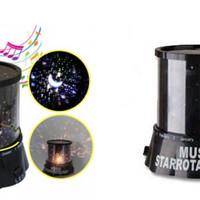 harga Lampu Proyektor Bintang / auto rotating lamp kotak musik Tokopedia.com