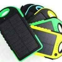 Jual Powerbank solar cell / tenaga surya matahari Murah