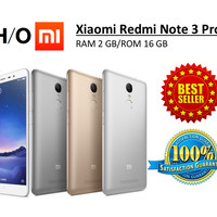 Xiaomi Redmi Note 3 PRO Gold RAM 2GB Internal 16GB Original NEW