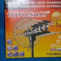 Antena TV Outdoor Remote Toyosaki TYS 888 SC