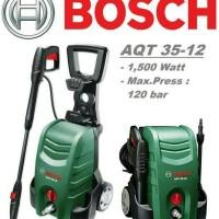 BOSCH AQT 35-12 Jet Cleaner / Cuci Mobil Aquatak High Pressure Washer