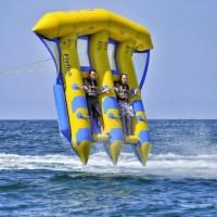 Perahu Ikan Terbang Watersport Zabec Flying Fish