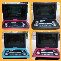 TV DVD PORTABLE 14 INCH GMC