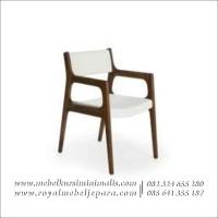 kursi makan, meja cafe, kursi cafe, kursi restoran, kursi minimalis
