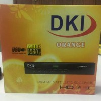 RECEIVER ORANGE DKI...FULL HD PVU..
