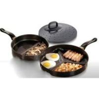 Jual teflon/wajan/wajan multifungsi/peralatan masak/divide wonder pan Murah