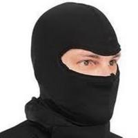 Masker Balaclava Alpinestars / Skull Cap Masker Ninja Motor Hitam