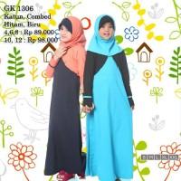 Gamis Anak Rahnem GK 1306