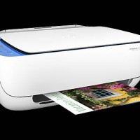 Printer HP deskjet ink advantage-3635 RESMI
