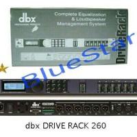 Speker Management DBX DriveRack PA 260