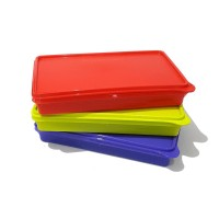 Tupperware Slice N' Stor 3pcs - Merah / Hijau / Biru