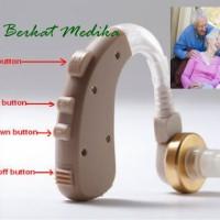 Alat bantu dengar - hearing aid digital HARMED