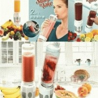 Shake N Take 2 Cup Juice / 2 Gelas Blender Jus Murah