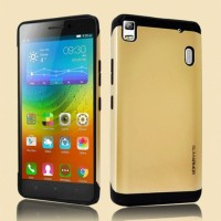 Spigen Lenovo A7000 / Plus slim armor hard case soft leather bumper
