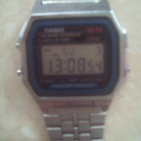 Casio Alarm Chrono A159 W
