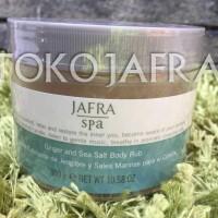 Jual jafra GINGER & SEA SALT BODY SCRUB jafra Murah