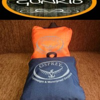 harga tas lipat / portable osprey 10L Tokopedia.com