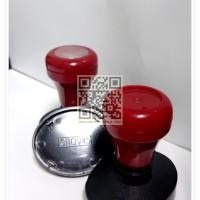 CBOV45 | Gagang Stempel Flash / Instan / Warna | Oval = 45