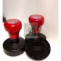 CBO45 | Gagang Stempel Flash / Instan / Warna | Bulat D = 45