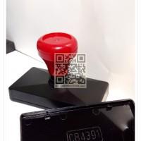 CB5367 | Gagang Stempel Flash / Instan / Warna | Kotak 53 x 67