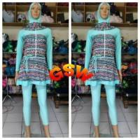 baju renang muslim/diving dewasa