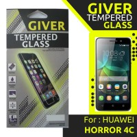 TEMPERED GLASS GIVER HUAWEI HONOR 4C