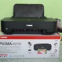 Printer Notaris Canon 2770+Infus baru