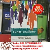 Fungsionalisme - Jonathan H. Turner