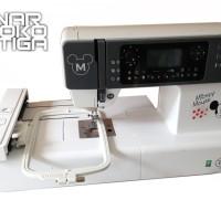Mesin Bordir Komputer Murah berkualitas Messina D7500 Messina D 7500
