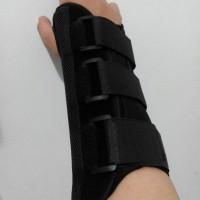 Sarung Tangan Remaja Cedera Patah Tulang Kecelakaan + Pelat Kaku