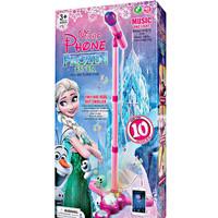 harga Mainan Standing Mic / Microphone / Micropon Anak Karaoke Frozen Tokopedia.com