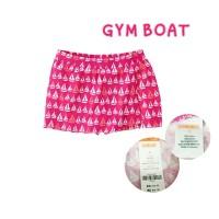[GYM BOAT] Kids Branded Skort - Rok Celana Anak Pink